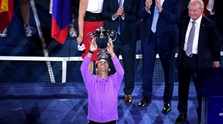 Надал става №1 в света на 4 ноември