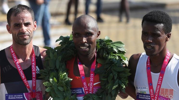 Кениец спечели Софийския маратон