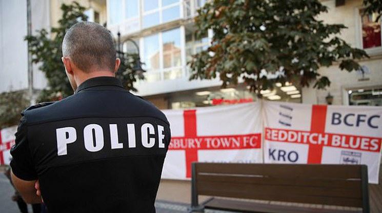 Английските фенове създадоха проблеми и в София