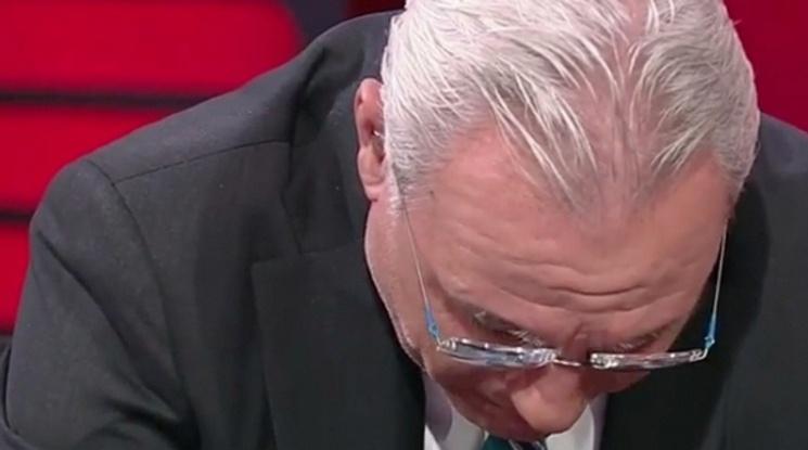Христо Стоичков се разплака заради расисткия скандал