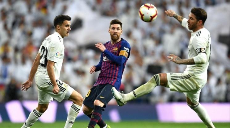 """В Барселона не искат да играят на """"Бернабеу"""""""