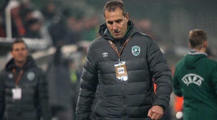 Димитър Димитров е новият треньор на Берое