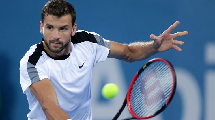 Димитров играе във вторник следобед в Париж