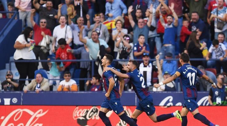 Барселона с много тежка загуба в Ла лига (видео)