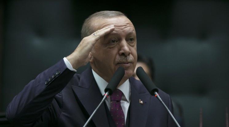 Ердоган: Разследването на УЕФА срещу Турция е дискриминация