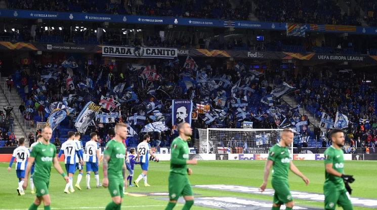 Лудогорец загуби тежко в Барселона (видео)
