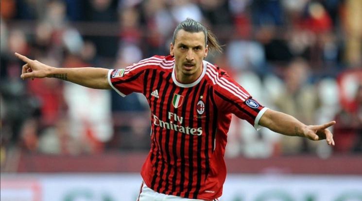 Ибрахимович е близо до завръщане в Милан