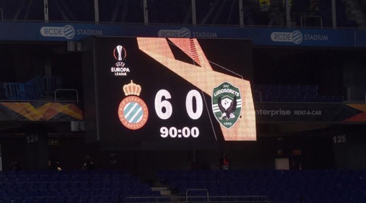 Лудогорец остана на гол от антирекорда на Локомотив Пловдив