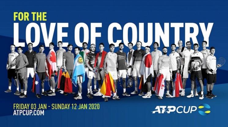 Изтеглиха жребия за ATP Cup