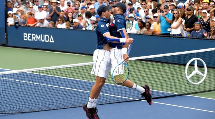 Братята Брайън ще се оттеглят от тениса през 2020