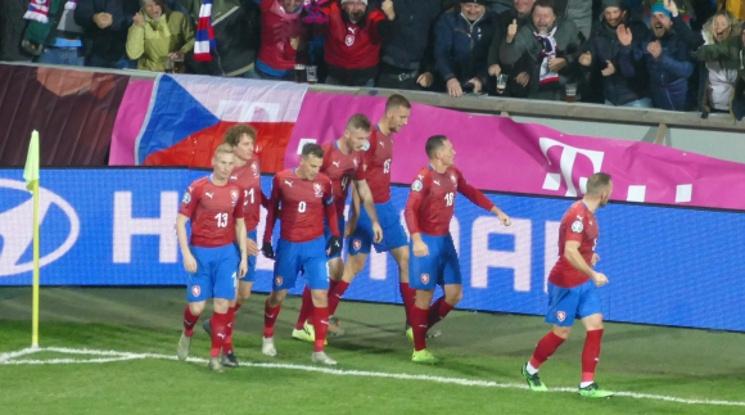 Чехия се класира за Евро 2020 (видео)
