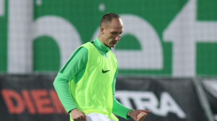 Недялков под въпрос за мача с Локомотив