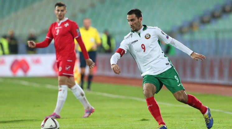 Ивелин Попов се отказва от националния отбор на България