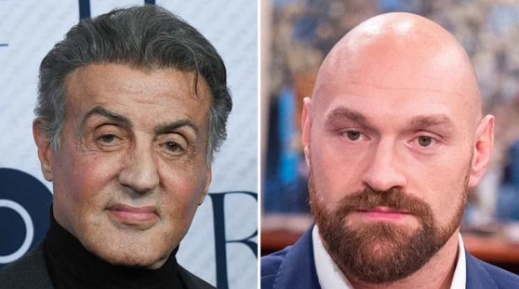 Сталоун и Тайсън Фюри ще снимат филм в София