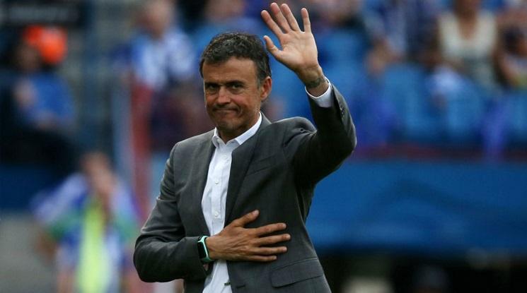 Луис Енрике отново е треньор на Испания