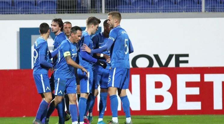 Левски се завърна на второто място след успех над Царско Село