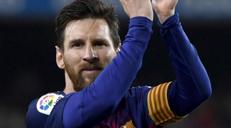 """""""Мундо Депортиво"""": Меси е фаворит за """"Златната топка"""""""