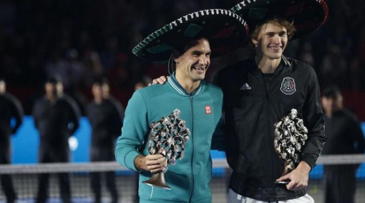 Федерер заработи 10 млн. долара само за седмица