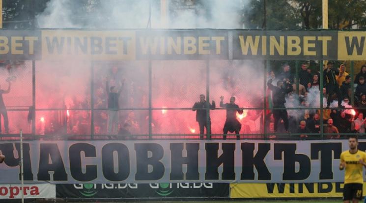 Ботев Пловдив с поредна победа в Първа лига