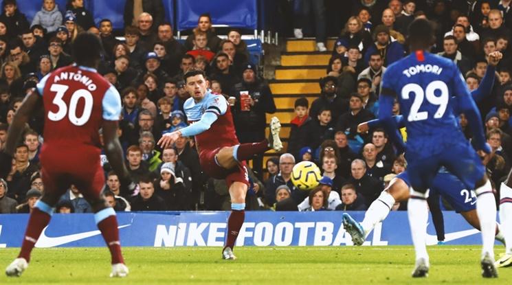 """Чуковете изненадаха Челси на """"Стамфорд бридж"""" (видео)"""
