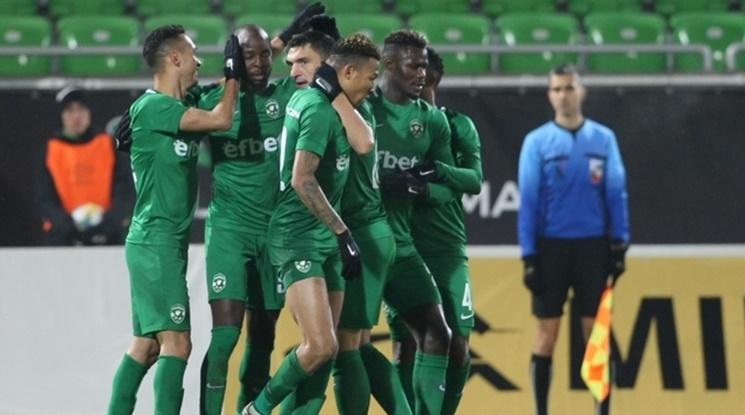 Лудогорец се подсилва с бранител от френската Лига 1