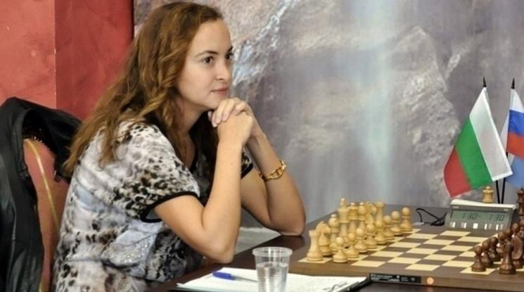 Стефанова с бронз от Европейското първенство по ускорен шахмат