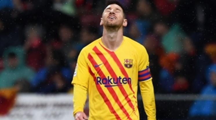 Меси: Заболя ме, когато Роналдо спечели петата си Златна топка