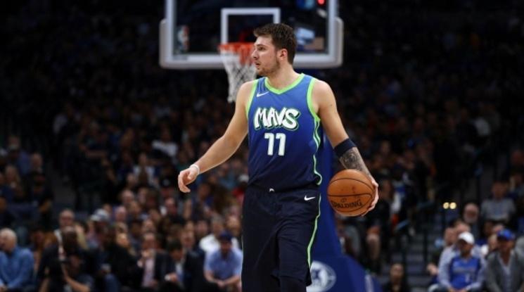 Дончич не спира да впечатлява с игрите си в НБА (видео)