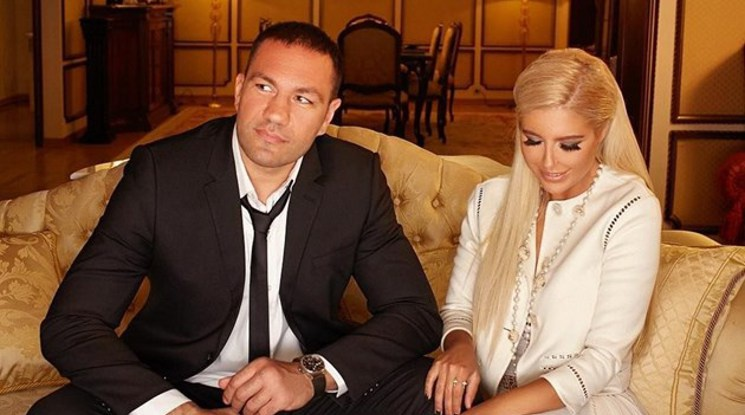 Кубрат Пулев и Андреа отново са двойка