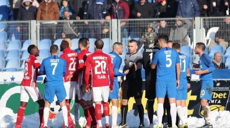 ЦСКА на четвъртфинал след труден успех в Кърджали (видео)