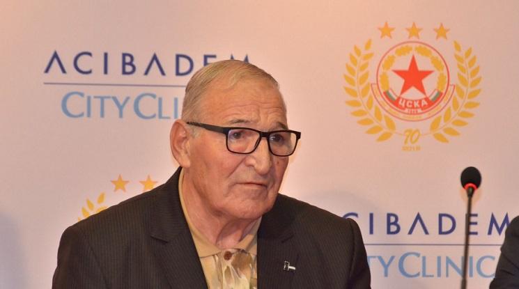 Димитър Пенев: Трябва да има треньорска смяна, когато няма добри резултати