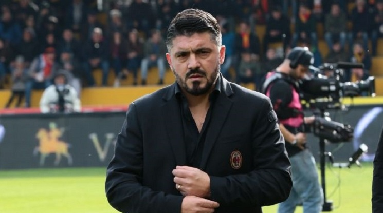 Дженаро Гатузо е новият треньор на Наполи