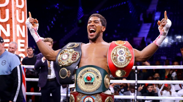 Boxingnews24: Джошуа ще избере да се бие с Пулев