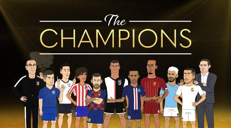 Шампионите (сезон 3, епизод 1)