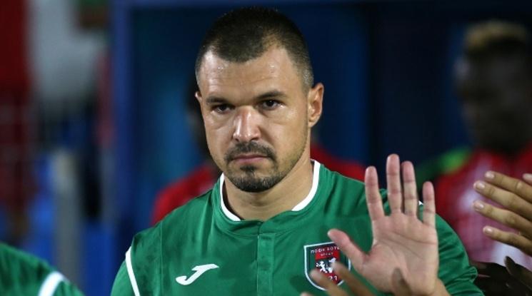 Валери Божинов вече не е част от Ботев Враца