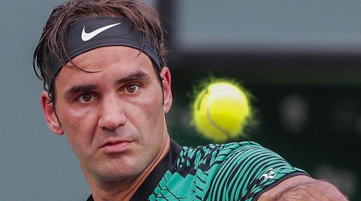 Федерер призна, че е плакал след отложения мач в Богота
