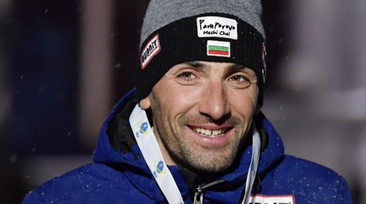 Владимир Илиев е Спортист на годината на България