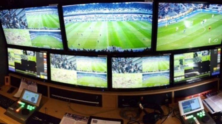 Мишки прецакаха системата Goal-line  на мач от Лига 1