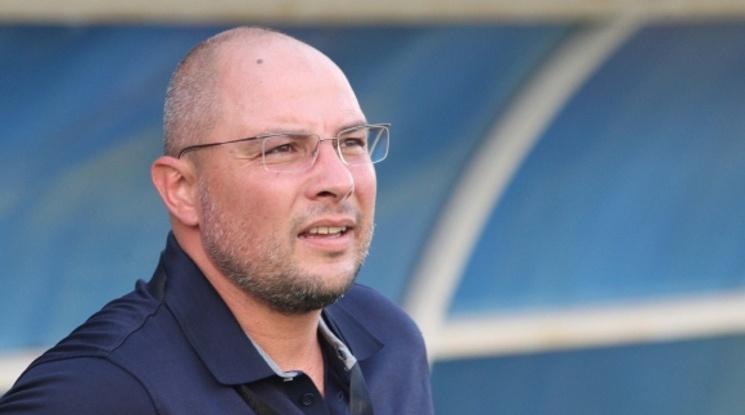 Асен Букарев е новият треньор на Витоша Бистрица