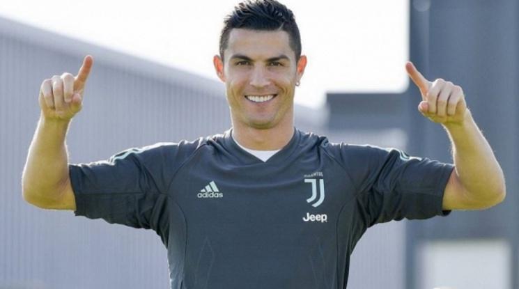 Роналдо е No 1 в Инстаграм