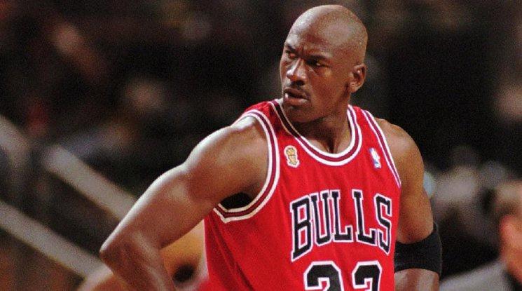 """Майкъл Джордан: Не съм """"най-великият"""""""