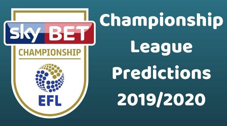 Прогнози за мачовете от Чемпиъншип (01.01.20)