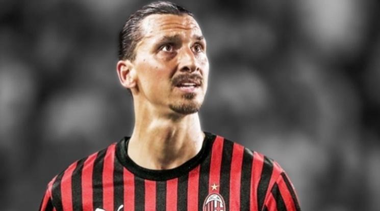 Официално: Златан изненада с избора си на номер в Милан