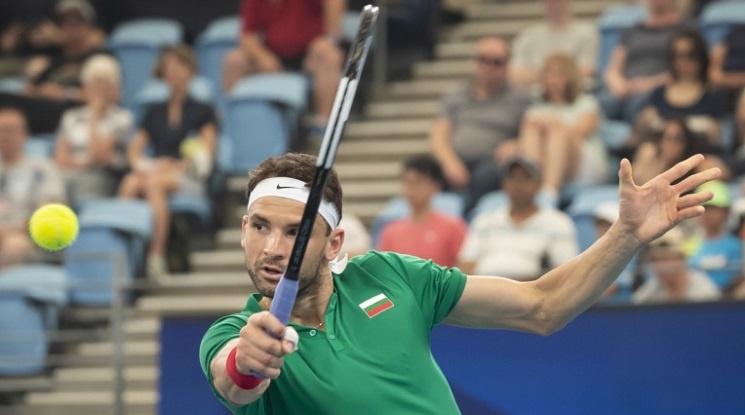 Гришо донесе втори успех за България на АТР Къп