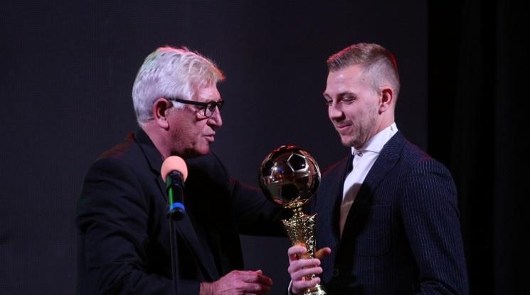 Пламен Илиев е вратар номер 1 за 2019 година