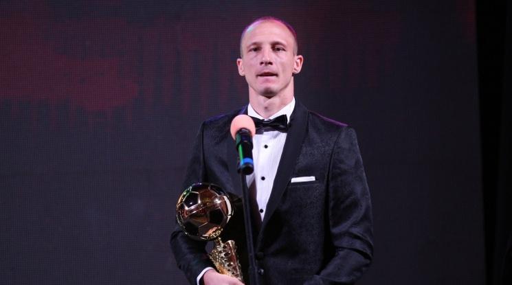 Антон Недялков е №1 сред защитниците в Първа лига