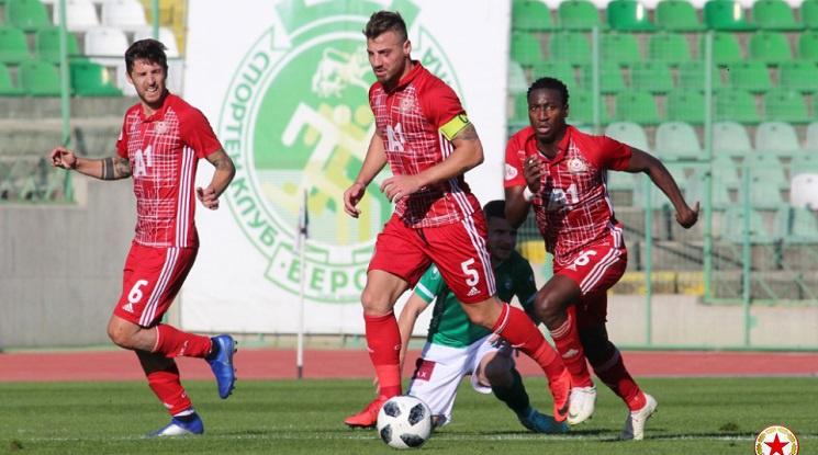 Официално: ЦСКА и Бодуров се разделиха