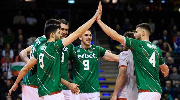 България победи и Нидерландия в Берлин и поведе в класирането