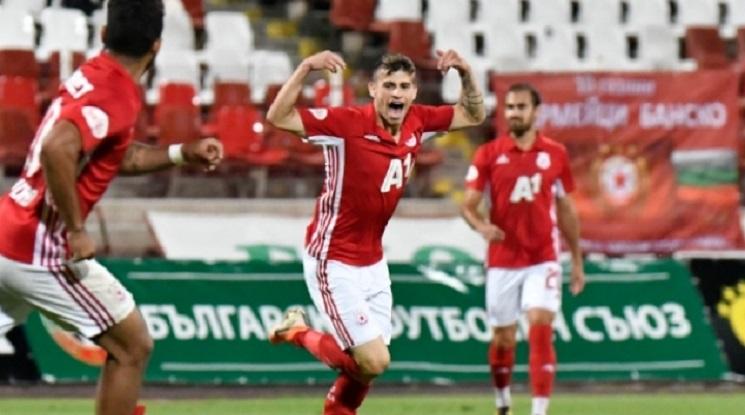 Талант на ЦСКА ще доиграе сезона в Дунав