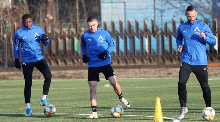 Левски стартира зимната си подготовка